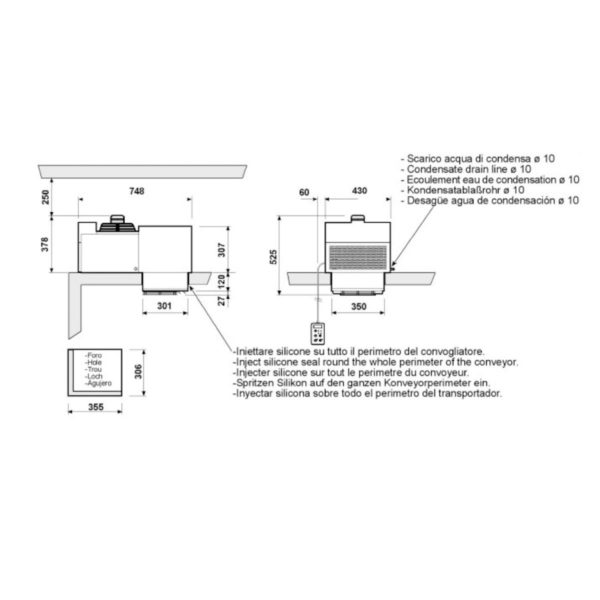 Laemonoplokk MSB005FA11XX