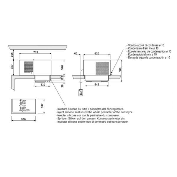 Laemonoplokk MSB106FA11XX